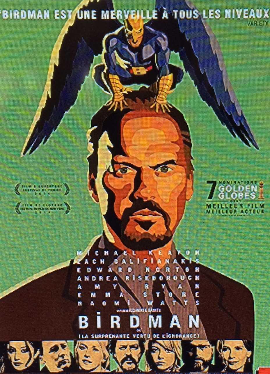 Birdman / Jeune Vieillis Pas
